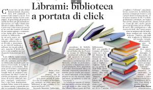 Unione Sarda - SoSeBi TLM Web Librami